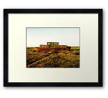 Noah's Ark - Blakeney Quay  Framed Print