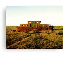 Noah's Ark - Blakeney Quay  Canvas Print