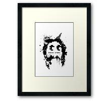 Paint-Man Framed Print