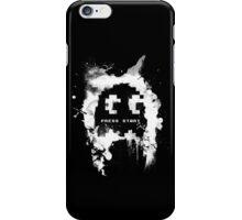 Paint-Man (Alt) iPhone Case/Skin