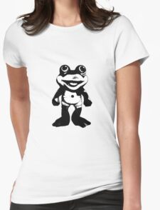 Leroy Peepers Womens Fitted T-Shirt