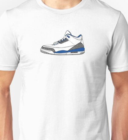 J3 True Blue Unisex T-Shirt