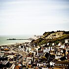 Hastings Old Town by JollyGoodPhoto