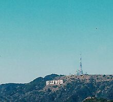 Hollywood Sign by ncgc