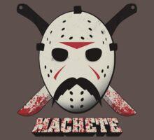 The Real Machete [v1] by Art-Broken