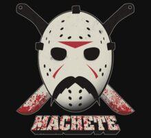 The Real Machete [v2] by Art-Broken