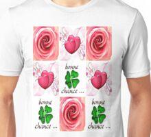 bonne chance Unisex T-Shirt