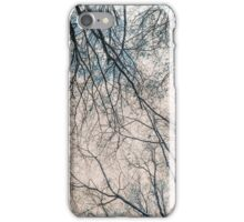 Branches Infrared Nature iPhone Case/Skin