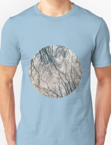 Branches Infrared Nature Unisex T-Shirt