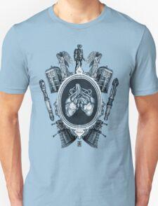 """serie ornate : """"the doctor"""" Unisex T-Shirt"""