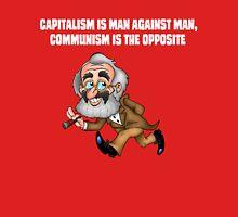 Capitalism and Communism - GrouchoKarl Marx Unisex T-Shirt