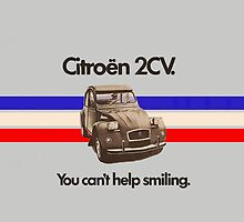 Citroen 2CV by Snufkin