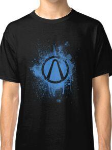Vault Logo Splatter [V1] Classic T-Shirt
