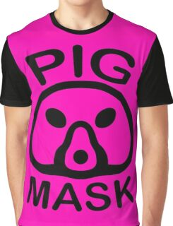 Pigmask (Black) Graphic T-Shirt