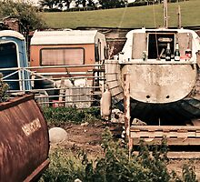 Tractors & Bubbly by JollyGoodPhoto