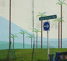 Joo Chiat Road, Singapore by Glen O'Malley