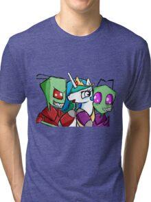 Tallestia Tri-blend T-Shirt