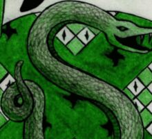 slytherin Sticker