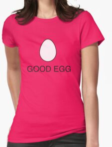 Good Egg Womens Fitted T-Shirt