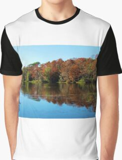 Fall In The Air Graphic T-Shirt