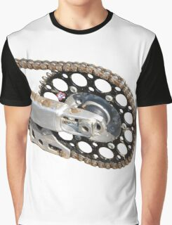 Still Life with Sprocket and Mud Graphic T-Shirt