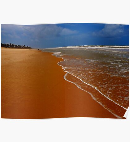 BAHIA BEACH Poster