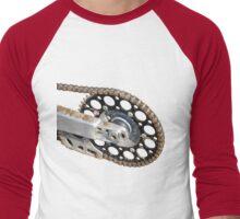 Still Life with Sprocket and Mud Men's Baseball ¾ T-Shirt