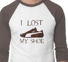 I lost my shoe (Supernatural) Men's Baseball ¾ T-Shirt