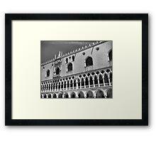 Procuratie Vecchie, Venice   Framed Print