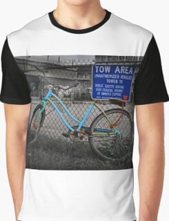 tow away zone Graphic T-Shirt