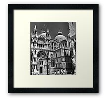 Basilica di San Marco, Venice Framed Print