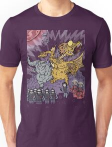 Big Godzilla Battle 1 T-Shirt