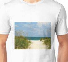 Peace At The Beach Unisex T-Shirt