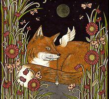 Fox Fae by Anita Inverarity