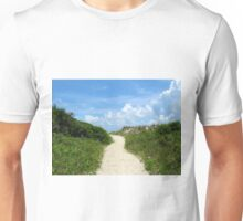 Pathway To The Beach Unisex T-Shirt