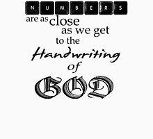Handwriting Of God Unisex T-Shirt