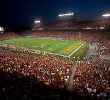 Game Night at Iowa State  by Bowman1