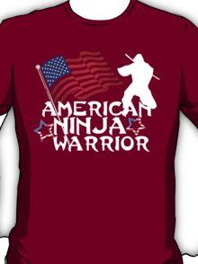 American Ninja Warrior T-Shirt T-Shirt