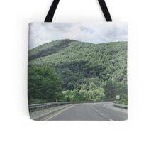 PA mountains Tote Bag