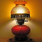 The Old Lamp by Vivian Eagleson