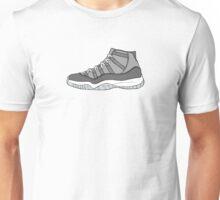 J11 Cool Grey New Unisex T-Shirt