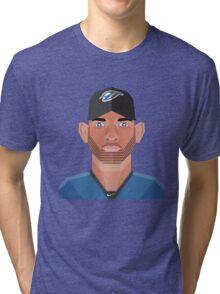 Jose Bautista Tri-blend T-Shirt