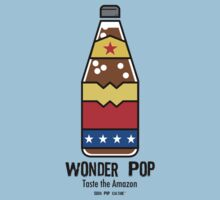Wonder Pop - Taste the Amazon Kids Clothes