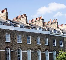 chimneys by Anne Scantlebury