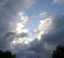 Blue Skies by frenchfri70x7
