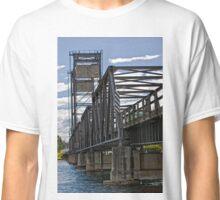 The Clyde River Bridge in Batemans Bay/NSW/Australia (1) Classic T-Shirt