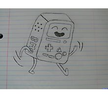 BMO from Adventure Time Photographic Print