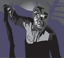 Wolfman by Stacey Biggs