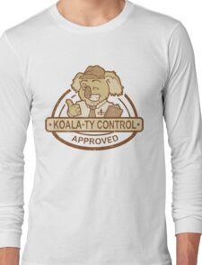 Koala-ty Control Long Sleeve T-Shirt