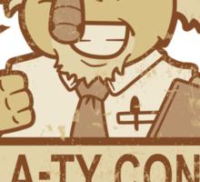 Koala-ty Control Sticker